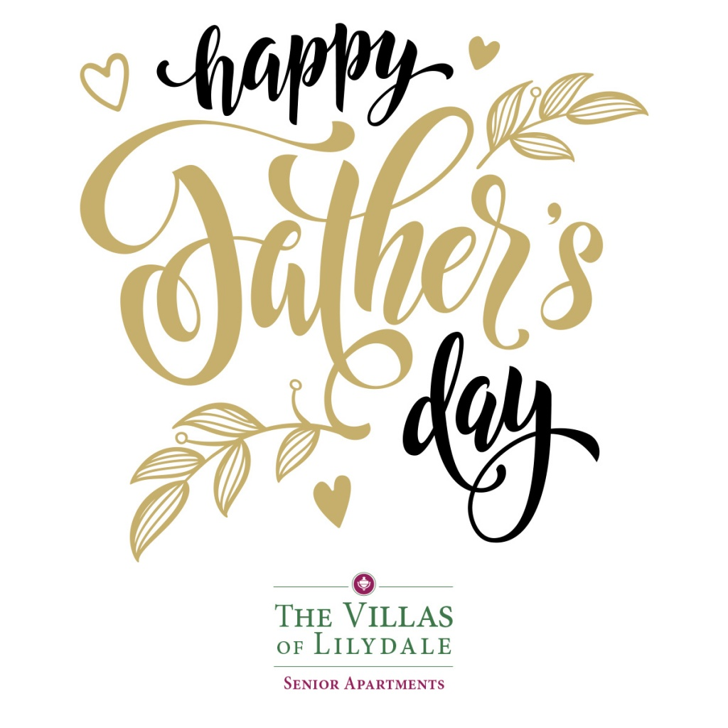 Father's Day, Villas of Lilydale Senior Living, Lilydale, MN
