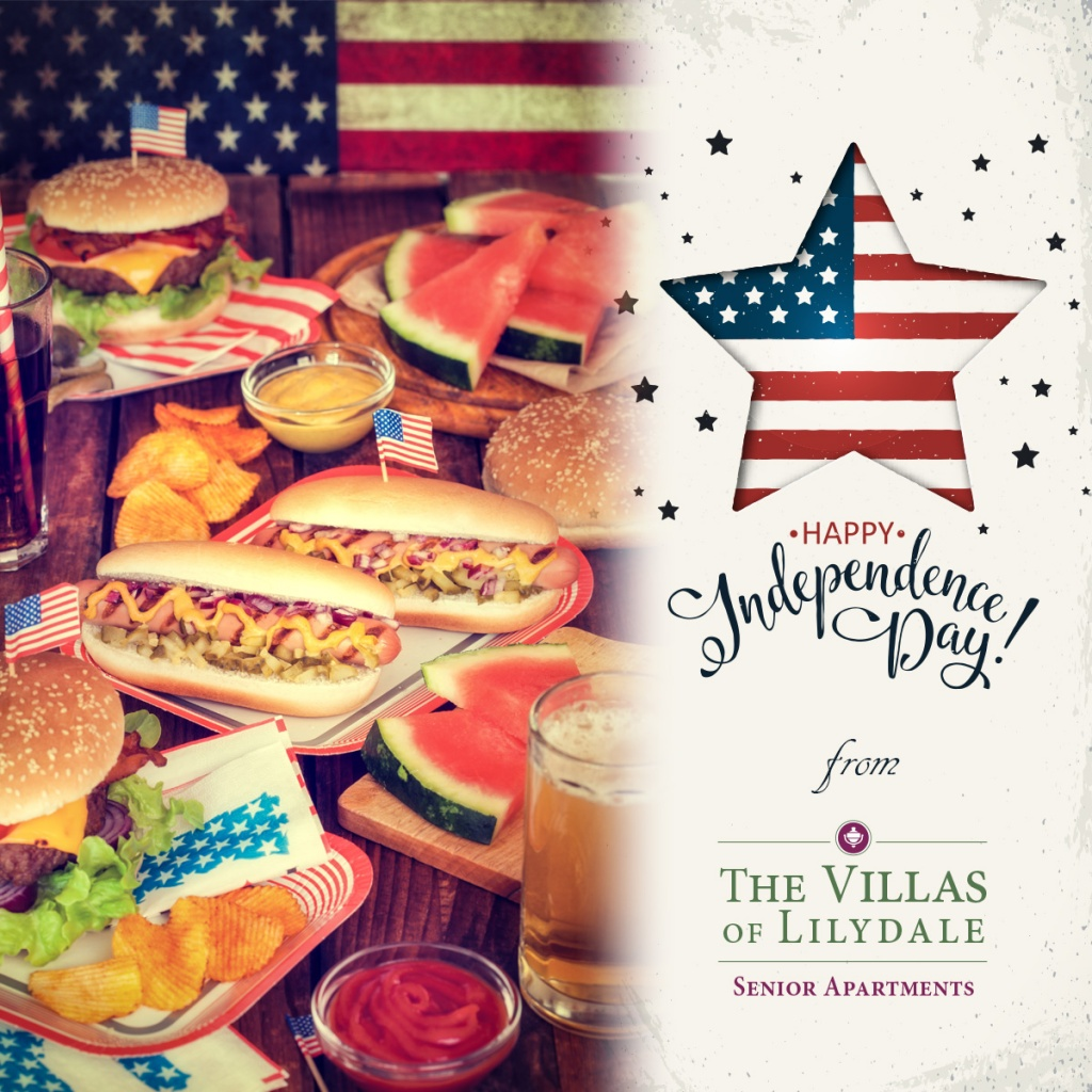 Fourth of July Villas of Lilydale Senior Living, Lilydale, MN