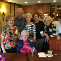 happy hour, senior living, villas of lilydale
