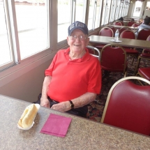 Jonathan Padelford, villas of lilydale senior living, senior citizen activities