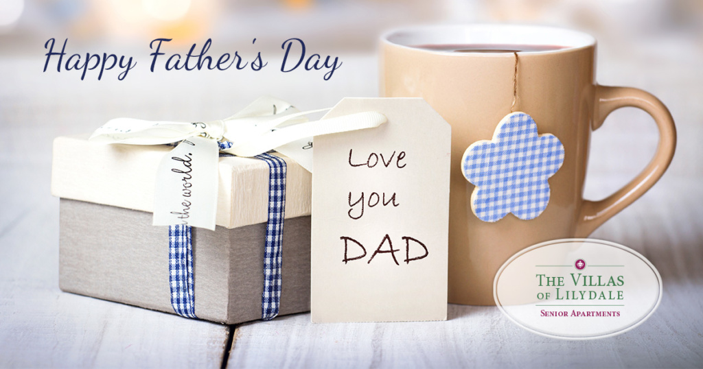 Villas of Lilydale-Happy Father's Day