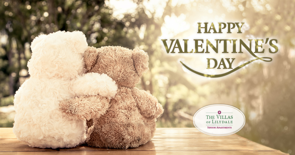 Happy Valentine's Day - Villas of Lilydale