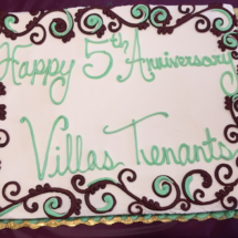 Villas of Lilydale 5 Year Anniversary