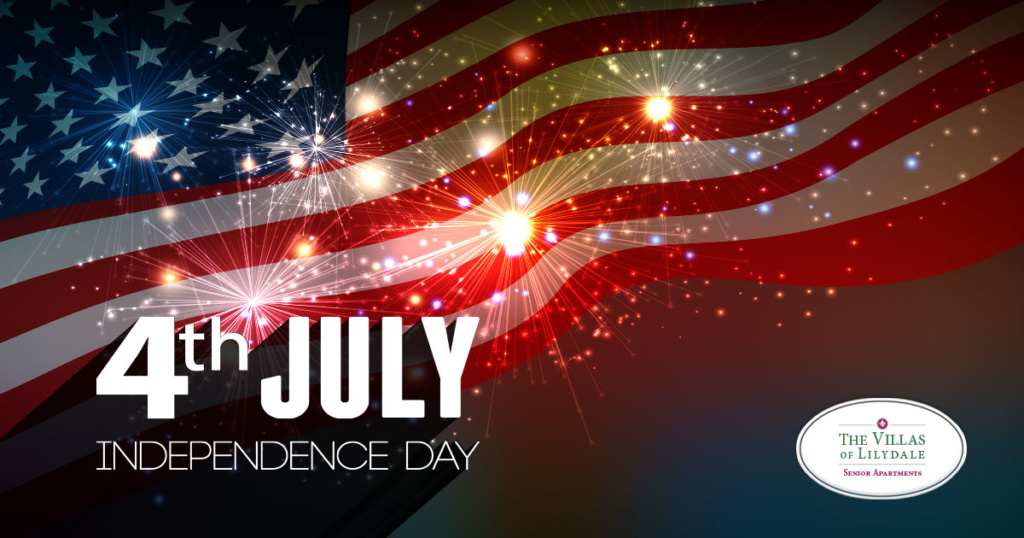 Happy Independence Day from Villas of Lilydale